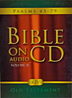 Bible on Audio CD, Vol. 37 Psalms 43-79 (CD)