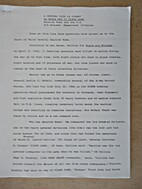 A General Dies in Combat as World War II…