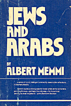 Jews and Arabs by Albert Memmi