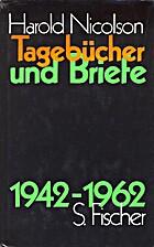 Tagebücher und Briefe - 2 Bände :…