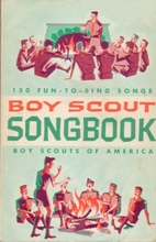 Boy Scout Songbook by Boy Scouts of America