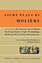 Eight plays by Molière