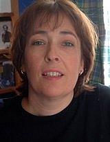 Author photo. Cathie Felstead