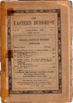 The Eastern Buddhist Vol. II January -…