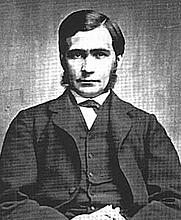 Author photo. Liberal Democrat History Group. Photo taken prior to 1882.