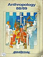 Anthropology 88/89 by Elvio Angeloni