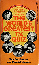 The World's Greatest TV Quiz by Tom…