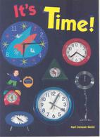 It's Time by Kari Jenson Gold