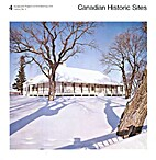 Canadian historic sites: occasional papers…