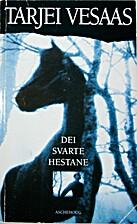 The Black Horses by Tarjei Vesaas