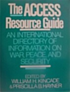 The Access Resource Guide: An International…