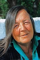 Author photo. Ingrid Riedel