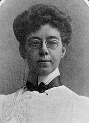 """Author photo. Mary Angela """"Mamie"""" Dickens, granddaughter of Charles Dickens"""