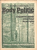 Body Politic (Issue #33) Long Lost…