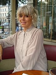 Author photo. Leena Rantanen