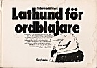 Lathund för ordblajare by Åke…