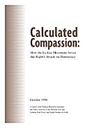 Calculated Compassion: How the Ex-Gay…