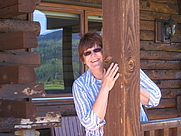 Author photo. Gloria Zachgo author
