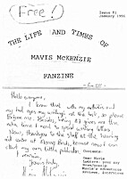 The life and times of Mavis McKenzie #1 by…