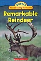 Remarkable Reindeer (Science Vocabulary…