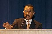 Author photo. <a href=&quot;http://www.commerce.gov/opa/photo/NOAA/2005/2_Feb_BlackHistory/gallery.htm&quot;>National Oceanic and Atmospheric Association</a> (2005)