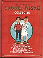 Suske en Wiske collectie: De sprietatoom,…