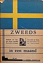 Zweeds in een maand by Van Wijk