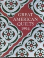 Great American Quilts 01 1994 by Carol L.…