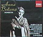 Anna Bolena [sound recording] by Gaetano…