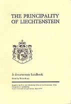The Principality of Liechtenstein: A…
