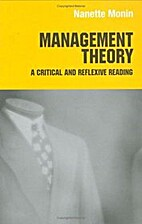 Management Theory: A Critical and Reflexive…