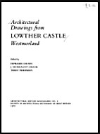 Architectural drawings from Lowther Castle,…