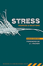 Stress: the Challenge to Christian Caring by…