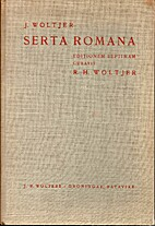 Serta Romana poetarum decem Latinorum…
