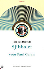 Sjibbolet by Jacques Derrida