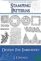 2000 STAMPING PATTERNS Rare Designs For…