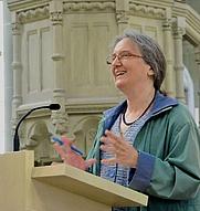 Author photo. Silvia Schroer