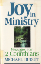 Joy in Ministry: Messages from Second…