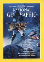 National Geographic Magazine 1987 v172 #6…