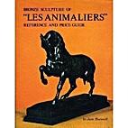 Bronze sculpture of Les Animaliers,…