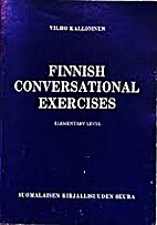 Finnish Conversational Exercises by Vilho…