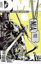 DMZ # 52 by Brian Wood