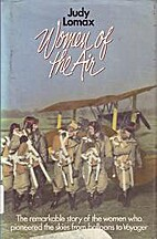 Women of the Air by Judy Lomax