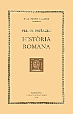 Història romana by Vel·lei Patercle,