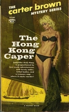 The Hong Kong Caper by Carter Brown