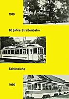 80 Jahre Straßenbahn Schöneiche…