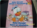 Baby Donald makes a sandwich: A book about…