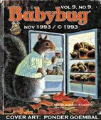 Babybug 2003.11 November by Clara Vulliamy