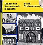Die Bau- und Kunstdenkmale in der DDR [...]…