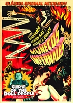 Munecos infernales (1961) by Paul Nagle